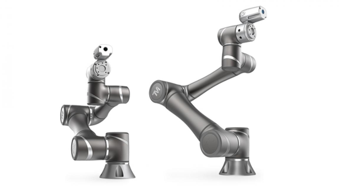 Spoločnosť OMRON Corp. a taiwanský výrobca spolupracujúcich robotov Techman Robot Inc. vytvárajú strategické spojenectvo v oblasti spolupracujúcich robotov