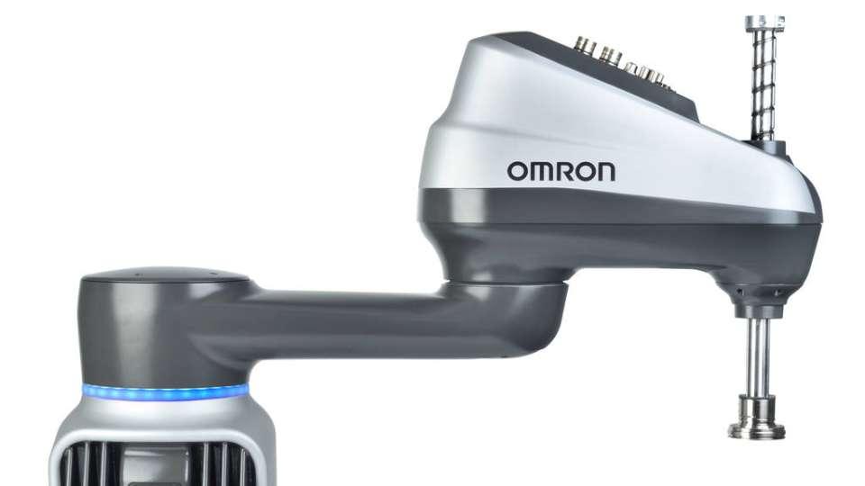 OMRON uvádza nový rad produktov i4 SCARA