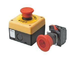 Spínacie a signalizačné zariadenia