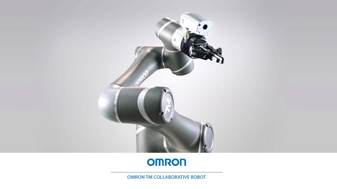 Kolaboratívne roboty radu TM urýchľujú harmonizáciu ľudí a strojov