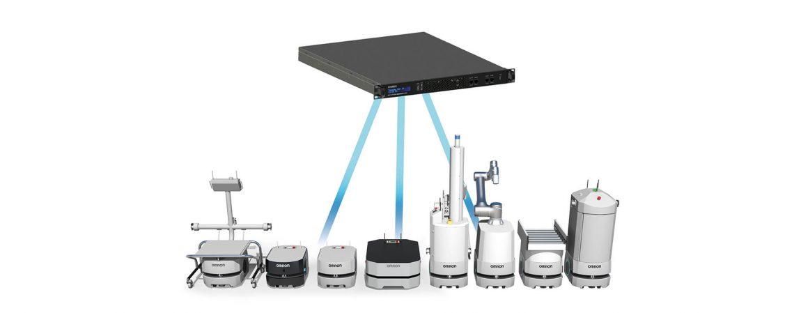 Spoločnosť Omron ponúka nové riešenie pre optimalizáciu celého robotického parku pred jeho nasadením