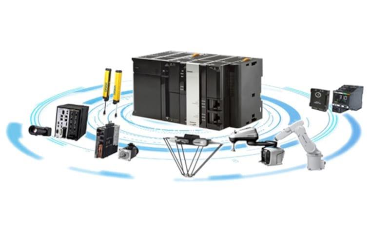 Prvá integrovaná riadiaca jednotka robota na svete k riadeniu plno automatizovaných výrobných systémov