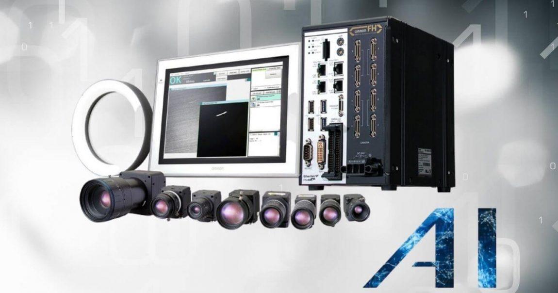 Nový kamerový systém FH s detekciou vád za pomoci umelej inteligencie