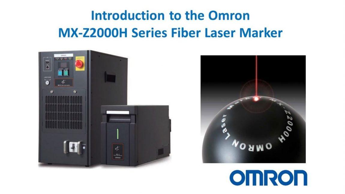 Vláknový laserový značkovač MX-Z20XXH- V1 poskytuje plnú flexibilitu pri značení